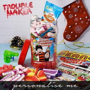 Beano - Christmas Sweet Jar