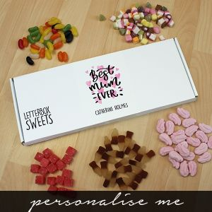 Best Mum Ever - Letterbox Sweets