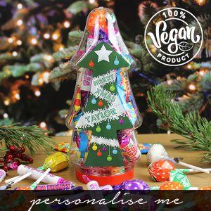 Christmas Tree Sweet Jar - Sweet Mix