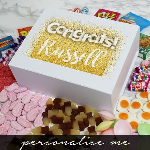 Congratulations Deluxe Sweet Box