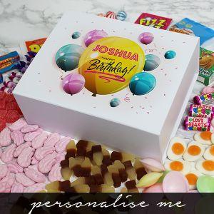 Happy Birthday Deluxe Sweet Box