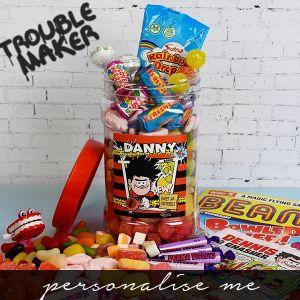 Beano Retro Sweet Jar