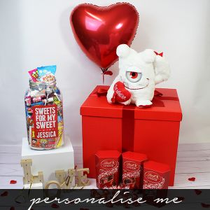 Valentine box lifestyle image