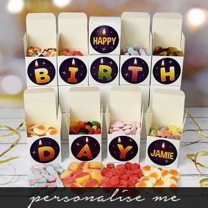 Happy Birthday Sweet Words