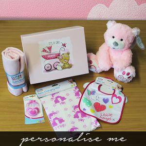 New Baby Gift Box For Girls
