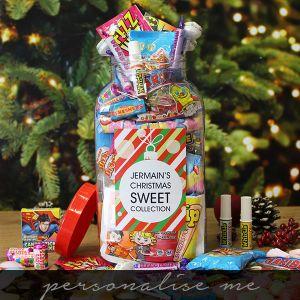 Christmas Sweet Jar - Large