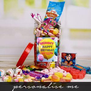 Happy Birthday Sweet Jar