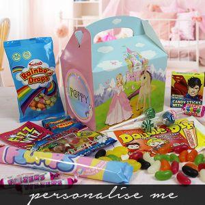 Kids Sweetie Boxes - Princess Lifestyle Photo