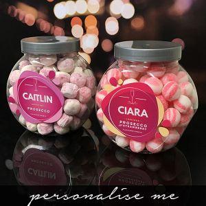 Prosecco Sweet Jar Set - New