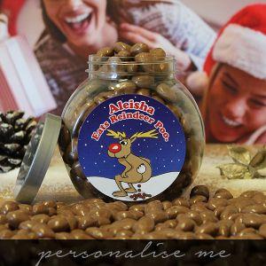Reindeer Poo Sweet Jar