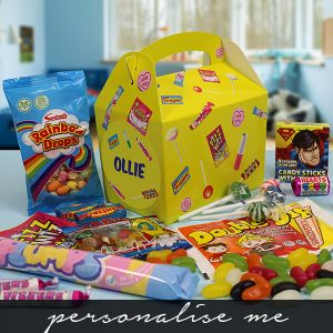 Kids Sweetie Boxes - Sweets Lifestyle Photo