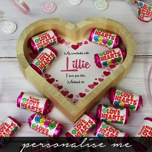 Small Love Hearts Tray Lifestyle