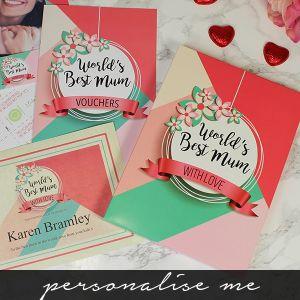 Worlds Best Mum Gift Box