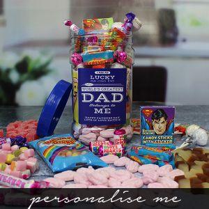 Dads Retro Sweet Jar